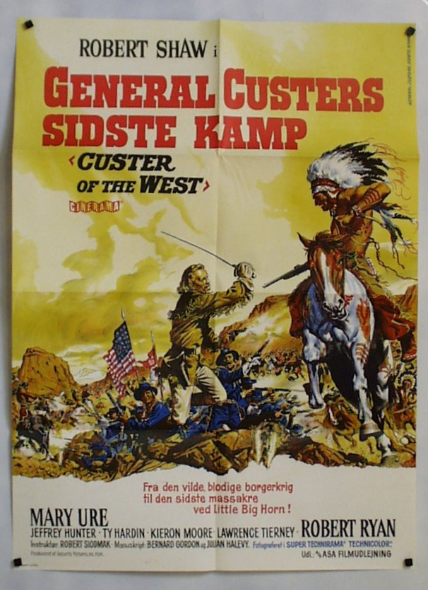 Game Of The Year >> Custer of the West